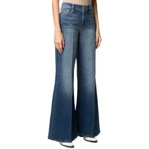 FRAME Denim Blendon Wide Leg Flare Jeans - 31